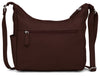 WILDHORN® Upper Grain Genuine Leather Ladies Shoulder bag | Cross-body Bag | Hand Bag with Adjustable Strap for Girls & Women. - WILDHORN