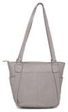 WildHorn® Upper Grain Genuine Leather Ladies Tote bag | Shoulder Bag for Girls & Women. - WILDHORN