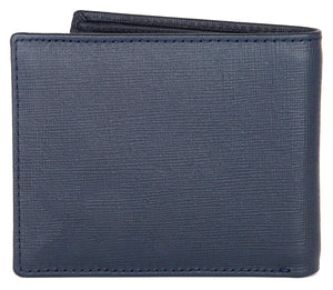 Napa Hide Blue Men's Wallet (NPH002 BLU) - WILDHORN