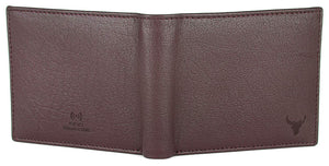 Napa Hide Brown Men's Wallet (NPH013 BRN) - WILDHORN