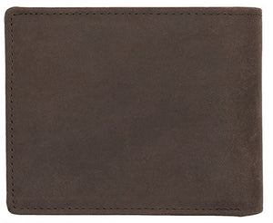 WILDHORN® Riders Hunter Leather Wallet for Men