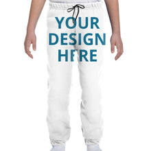 Load image into Gallery viewer, DIY Custom Youth Sweatpants