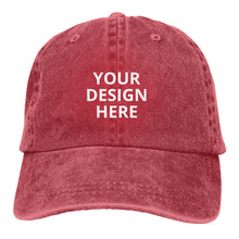 Load image into Gallery viewer, DIY Custom Casquette