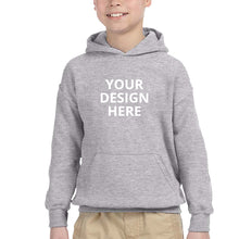 Load image into Gallery viewer, DIY Custom Children's Hooded Pocket Sweater
