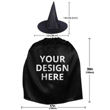 Load image into Gallery viewer, DIY Custom Halloween Witch Set