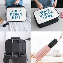 Load image into Gallery viewer, DIY Custom Lightweight Large Capacity Portable Luggage Bag
