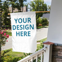 Load image into Gallery viewer, DIY Custom Garden Flag 12*18