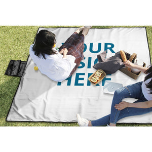 DIY Custom Picnic Mat 57*59in