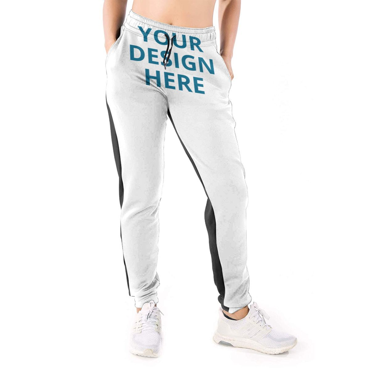 DIY Custom Women's Sweatpants