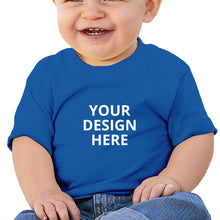 Load image into Gallery viewer, DIY Custom Baby T-shirt