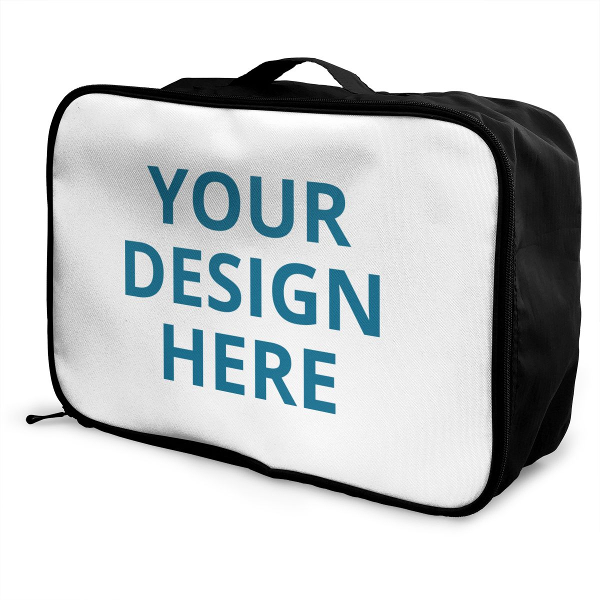 DIY Custom Lightweight Large Capacity Portable Luggage Bag
