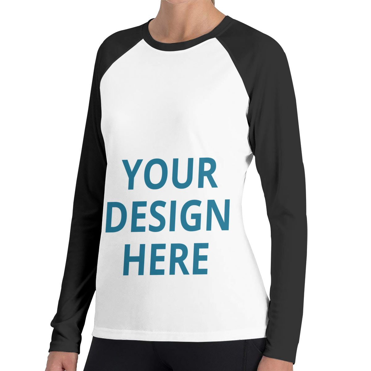 DIY Custom Women's Long Sleeve T