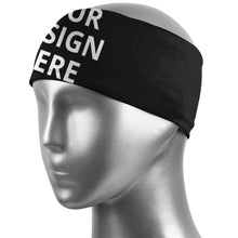 Load image into Gallery viewer, DIY Custom Sports sweatband