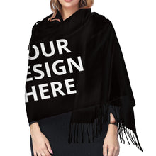 Load image into Gallery viewer, DIY Custom Cashmere scarf