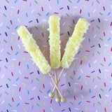 Lemon Bath Rock Candy Wand