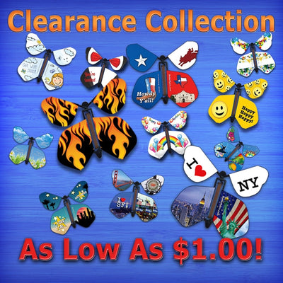 All Our Clearance Items
