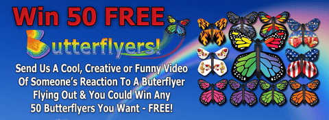 Win 50 FREE Flyers Video contest