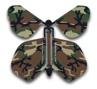 Cool Camo Magic Flying Butterfly