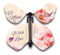 Mother's Day Magic Flying Butterfly