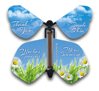 Thank You Magic Flying Butterfly