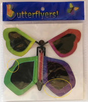 Slightly Flawed Butterflyers (Pack of 5)