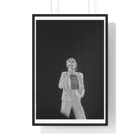 David Bowie | Premium Framed Vertical Poster