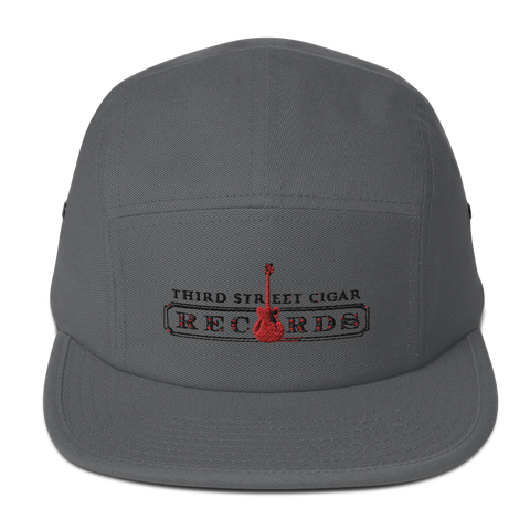 Third Street Cigar Records - 5 Panel Camper (Ball Cap)