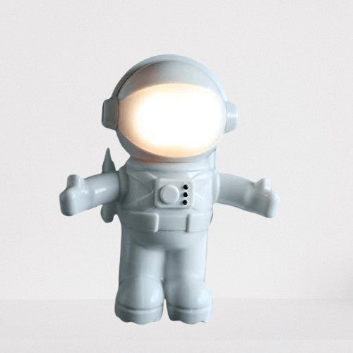 Astronaut Buddy Nebula Light