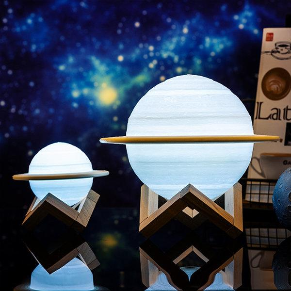 Saturn Night Light Lamp