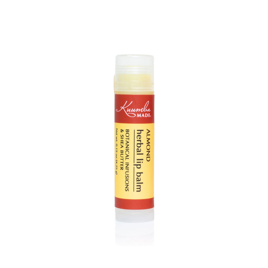 Almond Herbal Lip Balm