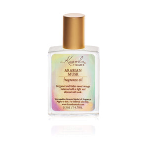 Arabian Musk Fragrance Oil | 0.5oz | 14.7mL