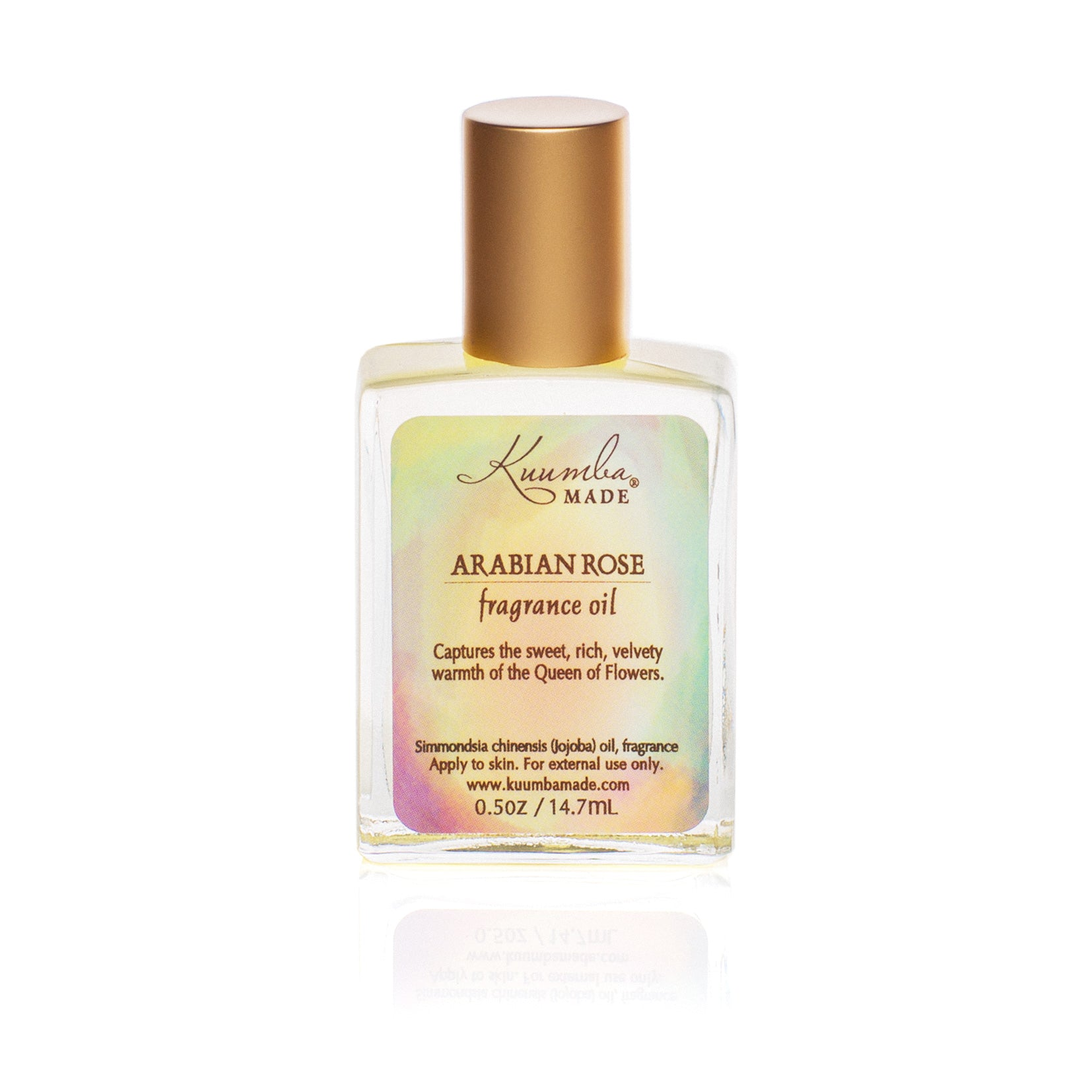 Arabian Rose Fragrance Oil | 0.5oz | 14.7mL
