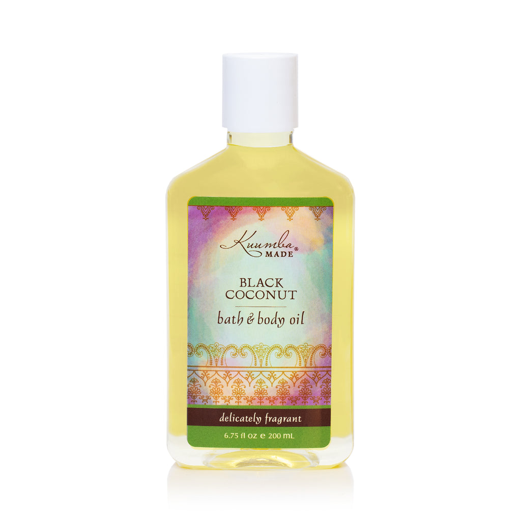 Black Coconut Bath & Body Oil