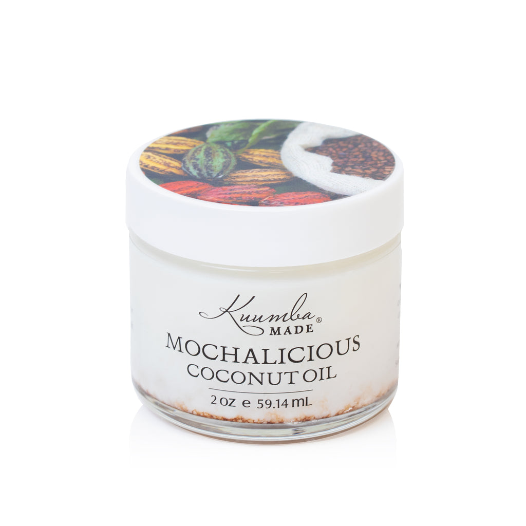 Mochalicious Coconut Oil