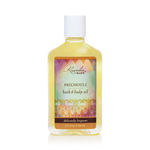 Patchouli Bath & Body Oil