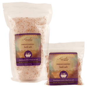 Persian Garden Bath Salt | 24 oz | 5 oz