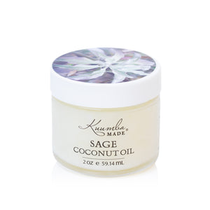 Sage Coconut Oil