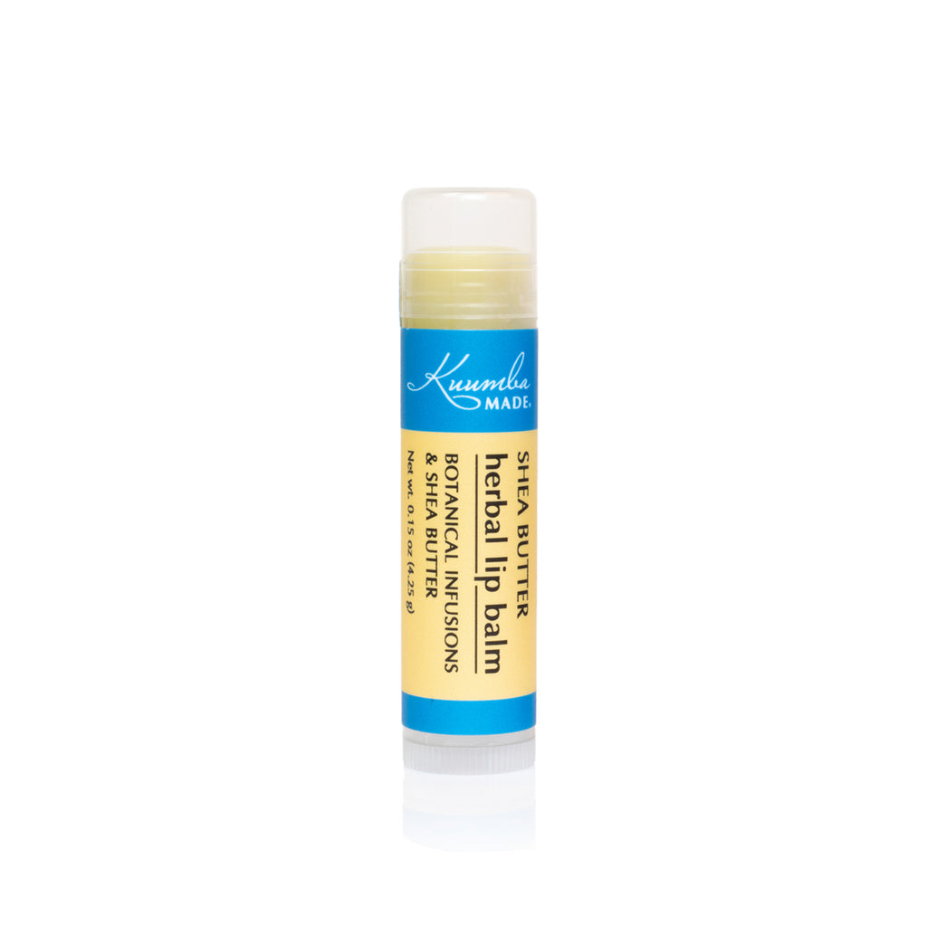 Shea Butter Herbal Lip Balm