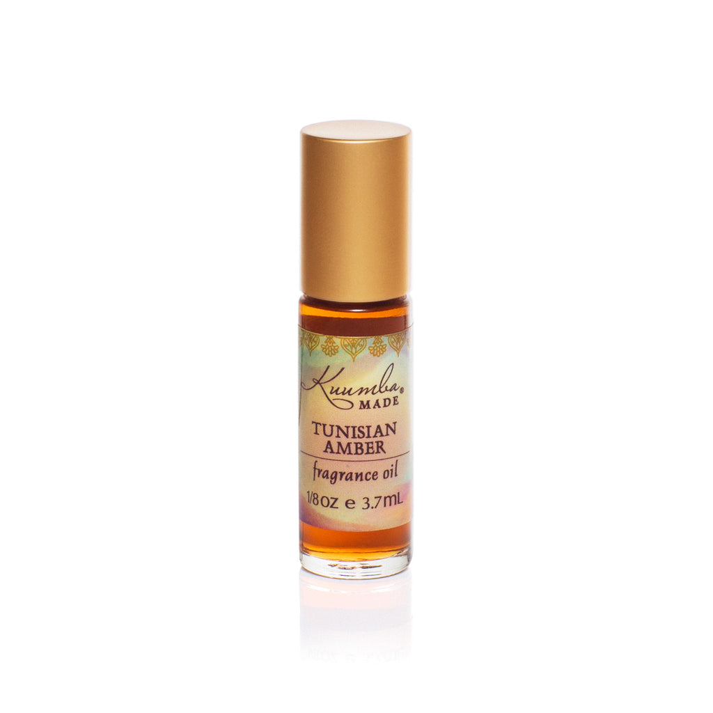 Tunisian Amber Fragrance Oil | 0.125 fl oz | 3.7 mL