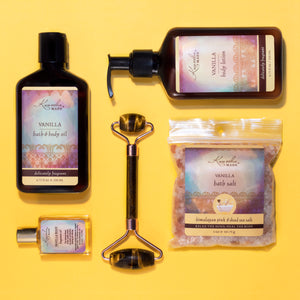 Home Spa Day Gift Package
