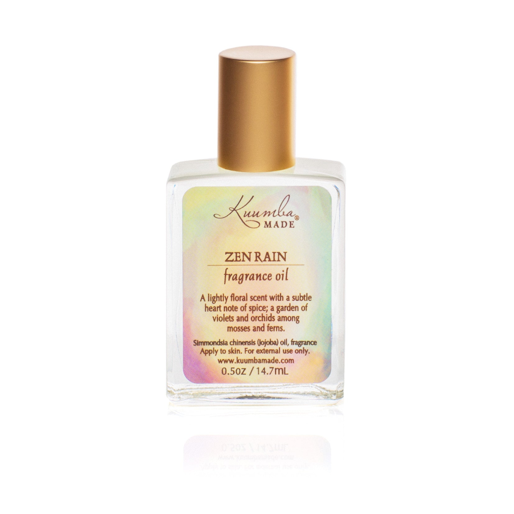 Zen Rain Fragrance Oil | 0.5oz | 14.7mL