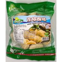 奶素 松-花枝酥排 454g -- VF Veggie Fried Patties (Squid Flavor) 454g