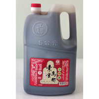 全素 工研素食烏醋 5L --Vegan Vegetarian Black Vinegar 5L