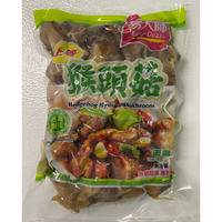 蛋素 易大師猴頭菇 500g-Vegetarian Seasoned Hericium 500g