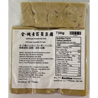 全廣純素百頁 750g -- CK Food Frozen Q-Tofu 750g