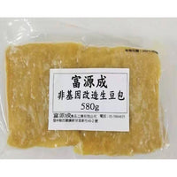 全素 非基因改豆包 580g --Vegan Frozen Non-GMO Bean Curds-580g