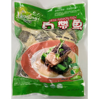 松珍素白帶魚(奶素) 454g --  VF Veggie Chunks (Ribbon Fish Flavor) 454g