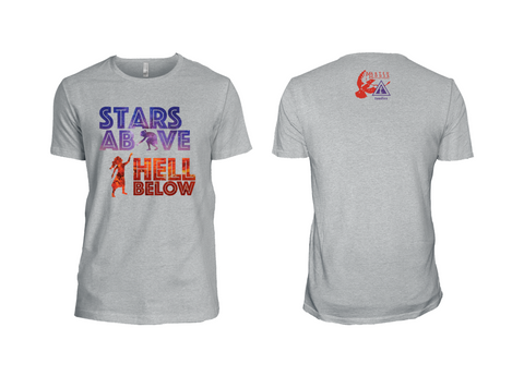 Martin House Stars Above Hell Below Tee