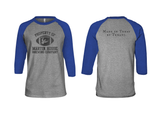 Martin House Football Raglan