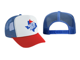 Martin House Texas Logo Hat